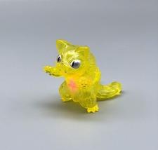 Max Toy Clear Yellow Mini Nyagira image 2