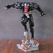 "9"" 24cm Spider Man Venom Action Figure Statue Collectible Model Toy B'da... - $54.27+"