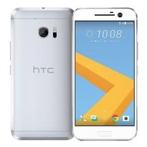 "HTC 10 - 32GB 4G LTE (GSM UNLOCKED) 5.2"" Smartphone | Glacier Silver"