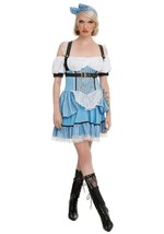 Disney Alice In Wonderland Alice Costume Cosplay Size XS New With Tags! - $31.68