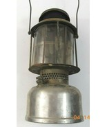 Coleman Air O Lantern QL327 Mica Globe Double Mantle Nickle Over Brass F... - $99.99