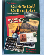 Gilchrist's Guide To Golf Collectibles 1998 Paperback  - ₹970.62 INR