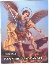 Novena San Miguel Arcángel