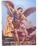 Novena San Miguel Arcángel      - $2.95