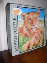Studio Puzzle - Bits & Pieces - Mother Lion -500 pcs - $18.95