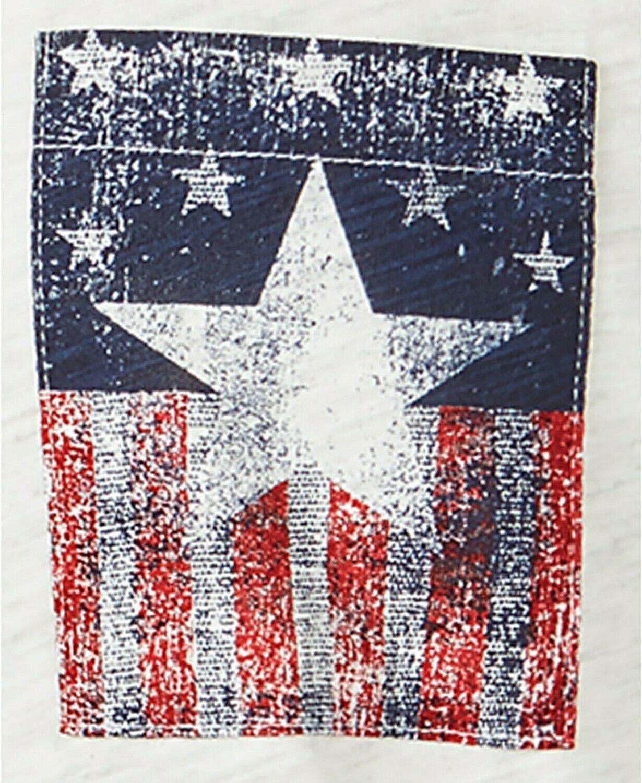 American Rag Men's Americana Pocket T-Shirt, Size Large