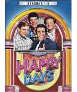 Happy Days The Complete Seasons 1-6 DVD Box Set Brand New - $38.95