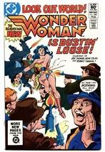 WONDER WOMAN #288-FIRST APPEARANCE SILVER SWAN-HIGH GRADE - NM- - $27.74