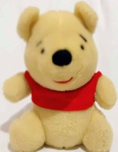 """Sears By Guns Winnie the Pooh 10"""" Plush Red Sweater - $15.43"""