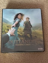 Outlander Season 1 Binder Wardrobe M37 B1 Promo Chase Base - $494.99
