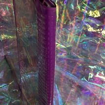 EUC RARE VINTAGE Lisa Frank 3 Ring Trapper Keeper Binder Rainbow Tiger Trio 90s image 5