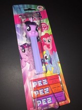 PEZ AND HASBRO, EUROPE MY LITTLE PONY PEZ DISPENSER AND CANDY, NIP 2015 - $6.93