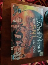 Saturday Night Live DVD SNL Edition Trivial Pursuit Parker Brothers New ... - $9.90