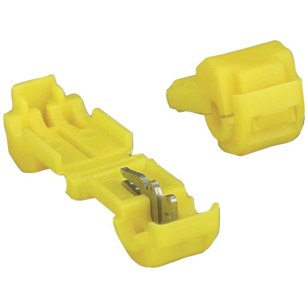 Primary image for Install Bay 3MYTT 3M T-Taps, 100 pk (Yellow, 12-10 Gauge)