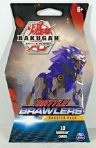 Bakugan Battle Brawlers Booster Pack Collectible Trading Cards Ages 6 & ... - $5.89
