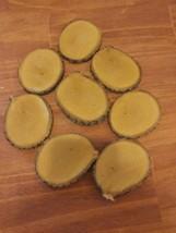 Oval Wood Slices/Coasters - $15.00