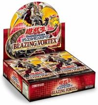 Yu-Gi-Oh Card Blazing Vortex Sealed First Edition Box Japanese Official - $66.32