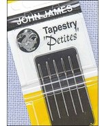 John James Size #28 Tapestry Petite Needle blunt tip needlepoint canvaswork - $3.00