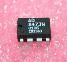 AD847JN Operational Amplifier - Lot of 5 ( AD847JN ) - $13.64