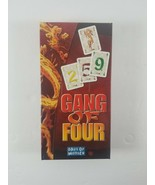 Brand New Sealed Gang Of Four Strategy Card Game Days Of Wonder Multilingual - $29.99