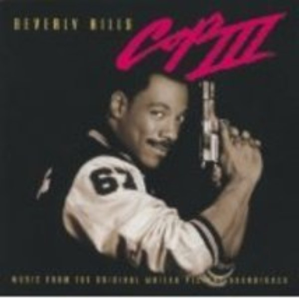 Beverly Hills Cop III: Original Motion Picture Soundtrack  Cd