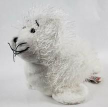 "Ganz Webkinz Seal 9"" Plush White Harp Seal Stuffed Sea Animal No Code - $10.94"