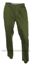 New Mens Polo Ralph Lauren Classic Fit Green Dark Loden Cotton Chino Pants - $34.99