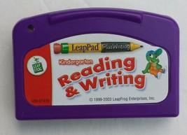 Reading &  Writing Kindergarten Game Replacement Cartridge Leap Frog Lea... - $5.99