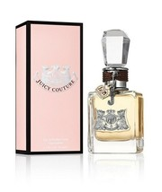 Sealed Box Juicy Couture Eau de Parfum Spray Vaporisateur 1.7OZ 50ml NIB