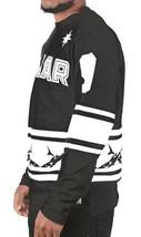Caviar Cartel SSUR 69 Sharks Long Sleeve Football Jersey Crew Neck Sweater NWT image 2