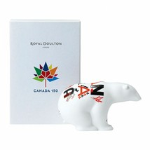 Royal Doulton Polar Bear Canada Limited Edition Of 2,000 Brand New IN BOX  - $89.09