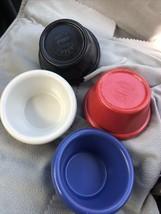 Lot of 20 Prolon 9278 2 Oz. Plain Melamine Ramekin cooking or art painti... - $19.79