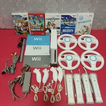 Verified To Work Nintendo Wii Pieces Of Software Set That Can Be Played By - $277.35