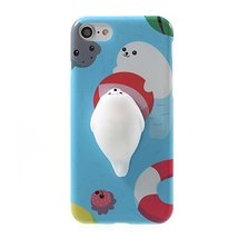 LG Stylus 2 Case,3D Poke Squishy Cat Seal Panda Polar Bear Squeeze Stret... - $9.89