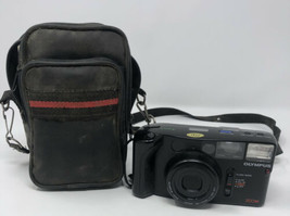 olympus quick shooter zoom Camera NOT TESTED So as is where is Estate find  - $14.01