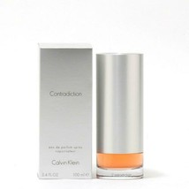 Contradiction Ladies By Calvin Klein - Edp Spray 3.4 OZ - $28.95
