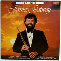 James Galway Greatest Hits Vinyl Album Record 1980 RCA KRL1-0359 - $7.43
