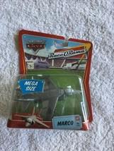 Disney Pixar Cars Race O Rama Mega Size Marco #2 new - $19.65