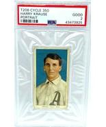 VERY RARE T 206 CARDS W/RARE BACKS FOR 1909-1911 - $143.55+