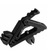 Auray Microphone Clip for Lavalier Microphones (Black) - $5.65
