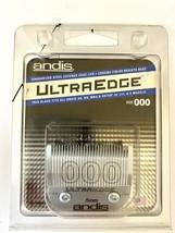 Andis UltraEdge Blade #000 Clipper Blade, # 64073 - $19.79