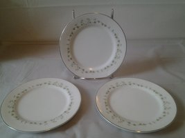 Sheffield elegance fine china saucers - $15.00