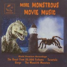 Monsterous Movie Music, More - Soundtrack/Score CD ( New Sealed ) - $28.80