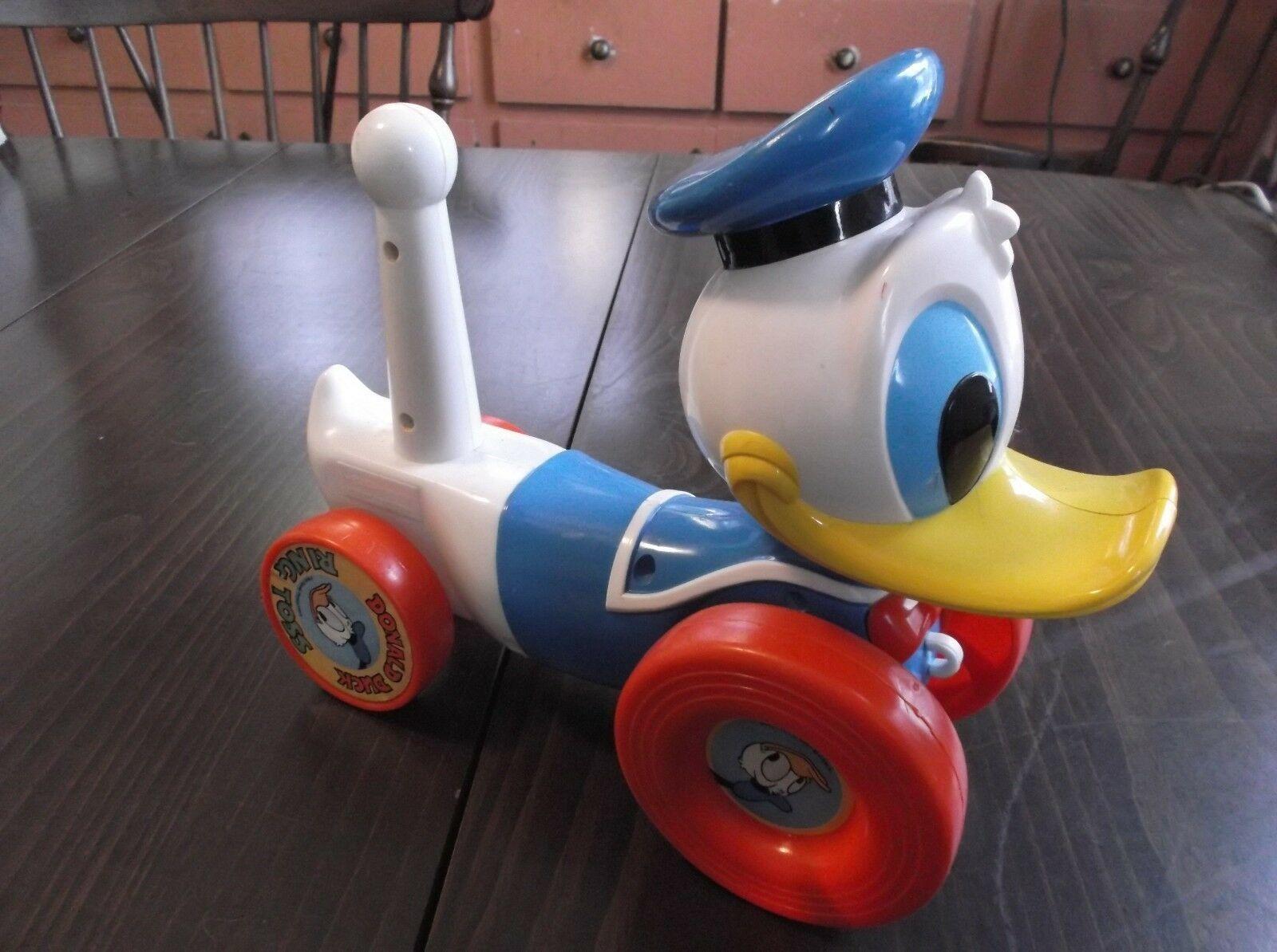 Vintage Donald Duck Ring Toss Disney