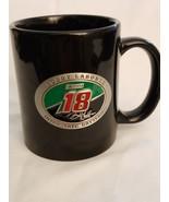 BOBBY LABONTE #18 COFFEE MUG PEWTER Medallion - New - $1.48
