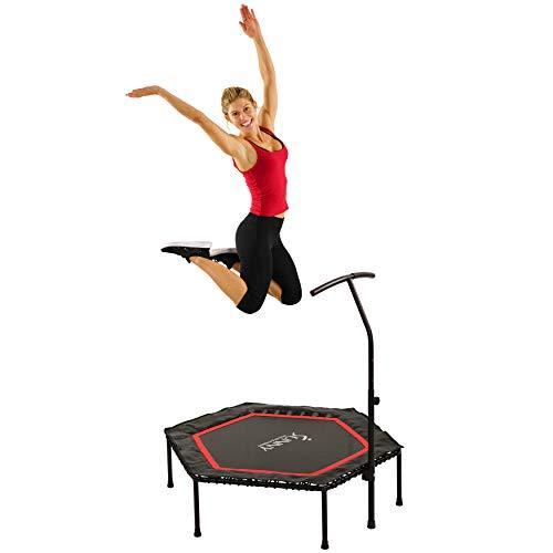 Trampoline Parts Center Coupon Code: Sunny Health & Fitness NO. 079 Hexagon Trampoline