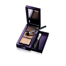 The ONE Eyebrow Kit 3 gr 2 shadows 2 brushes & setting wax Oriflame make... - $29.00