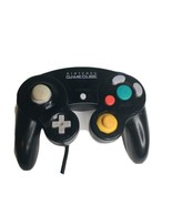 Official Nintendo GameCube Controller Black Tight Stick DOL-003 Type-3 - $33.87