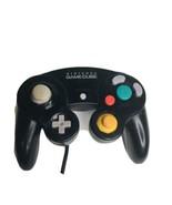 Official Nintendo GameCube Controller Black Tight Stick DOL-003 Type-3 - $33.87