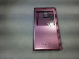 Original OEM Samsung S-View Flip Cover for Samsung Galaxy S5 Pink - $5.00